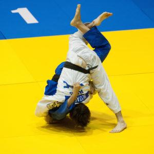 Bei Zweikampfsportarten spielt die Wettkampfvorbereitung mithilfe von Wearables eine zunehmend große Rolle.