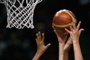 Basketball, Korbleger, Spiel, Wearabels, Wettkampf, Sportstätten