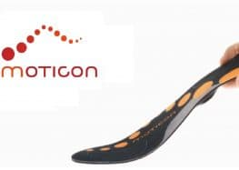 Existierende Wearables: Moticon