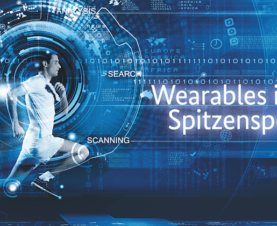 Wearables, Wearables im Spitzensport