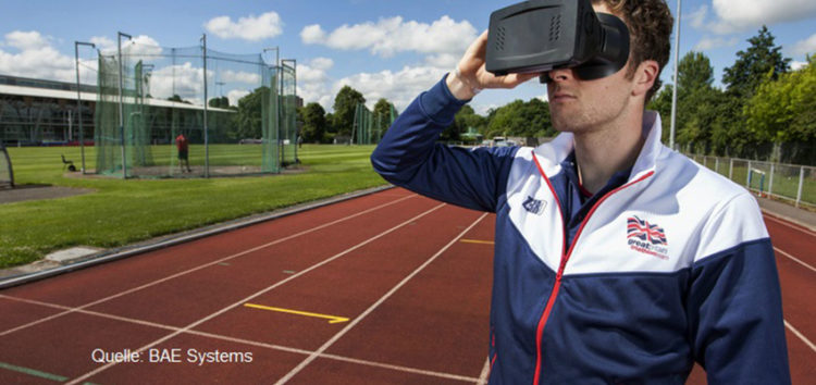 Virtuelle Realität im Leistungssport – Gastbeitrag von Prof. Kerstin Witte, Universität Magdeburg