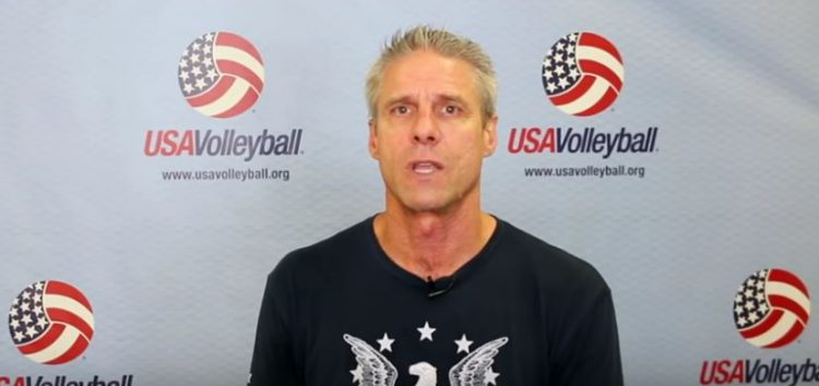 Karch Kiraly, Cheftrainer der US-Frauen-Nationalmannschaft, über Wearable-Technologie im Volleyball