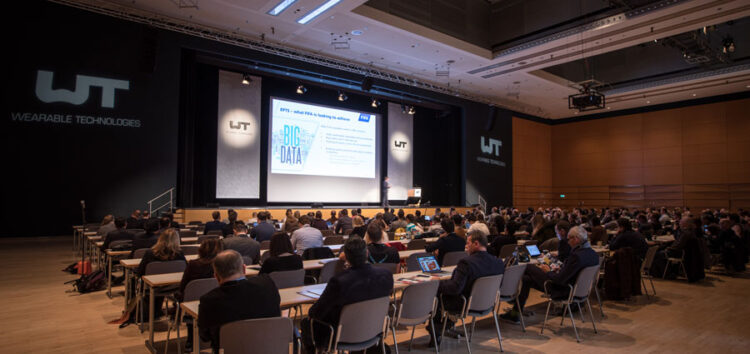 WT | Wearable Technologies Conference am 5./6. Februar 2019 in München