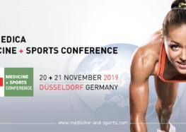 Save the Date: 7. MEDICA MEDICINE + SPORTS CONFERENCE am 20. und 21. November in Düsseldorf