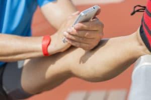 Wearables-Analyse-BiSp: Messung, Sport, Spitzensport, Direktmessung, Smartphone, Laktat