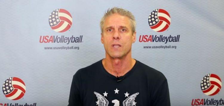 Karch Kiraly, Cheftrainer der US-Frauen-Nationalmannschaft, über Wearable-Technologie im Volleyball