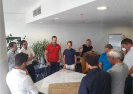 Erfolgreiches WISS-Netzwerktreffen bei Fraunhofer IIS in Erlangen
