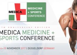 5. MEDICA MEDICINE + SPORTS CONFERENCE am 14. und 15. November in Düsseldorf