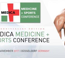 5. MEDICA MEDICINE + SPORTS CONFERENCE am 14. und 15. November in Düsseldorf
