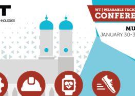 WT | Wearable Technologies Conference – 30. / 31. Januar 2018