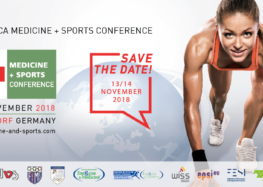 Save the Date: 6. MEDICA MEDICINE + SPORTS CONFERENCE am 13. und 14. November in Düsseldorf