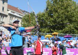 Wer kann die Bogennationalmannschaft des Deutschen Schützenbundes unterstützen?
