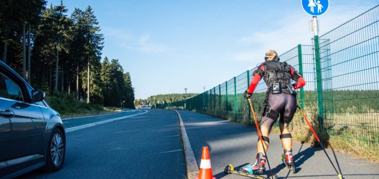 Optimierung von Bewegungsabläufen im Skilanglauf