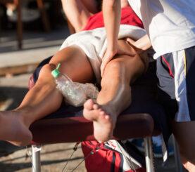 Regenerationsmanagement im Spitzensport (REGman)! Teil 2: Sportmassage