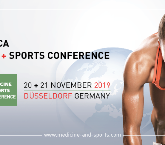 Save the Date: 7. MEDICA MEDICINE + SPORTS CONFERENCE am 20. und 21. November in Düsseldorf