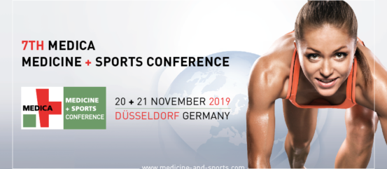 Save the Date: 7. MEDICA MEDICINE + SPORTS CONFERENCE