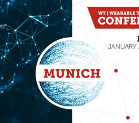 WT | Wearable Technologies Conference am 27./28. Januar 2020 in München
