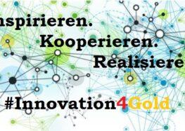 """Prof. Fozzy Moritz erläutert den """"Innovation Hub Spitzensport"""""""