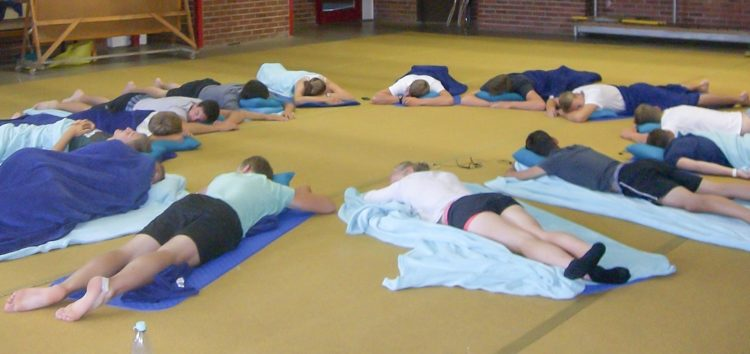 Regenerationsmanagement im Spitzensport (REGman)! Teil 1: Power Naps