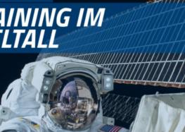 #Podcast SportsandScience: Training im Weltall – Wie trainieren AstronautInnen?
