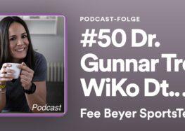 #Podcast Fee Beyer SportsTech mit PD Dr. Gunnar Treff vom Deutschen Ruderverband