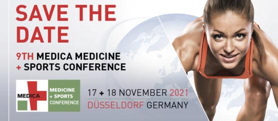 MEDICA MEDICINE + SPORTS CONFERENCE 2021