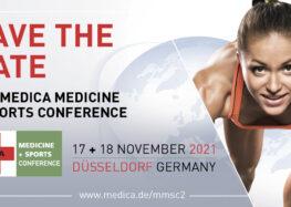 9. MEDICA MEDICINE + SPORTS CONFERENCE am 17. und 18. November – Der internationale Hotspot für Sport-Mediziner, -Wissenschaftler, Athleten, Visionäre und Experten
